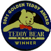 Hat's Off to You Mom! - 2001 Golden Teddy and TOBY Winner