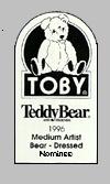 Pandora - 1996 TOBY Nominee