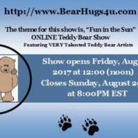 Bear Hugs Show – Tomorrow Aug 18th