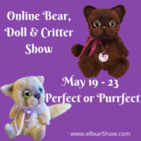 """Perfect or Purrfect"" Online Bear Show Tomorrow"