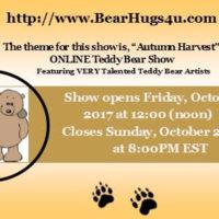 Autumn Harvest Online Bear Show – Today
