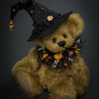 Witch Bears on Etsy