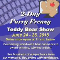 Furry Frenzy Online Teddy Bear Show