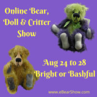 """Bright of Bashful"" Online Show opens in 5 days"