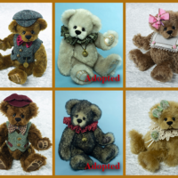 Bears  Available on Etsy
