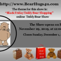 Black Friday Bear Hugs 4 U Show