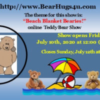 Bear Hugs 4 U Show starts Today!